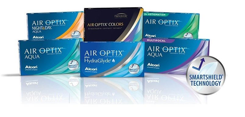Air Optix® Familie