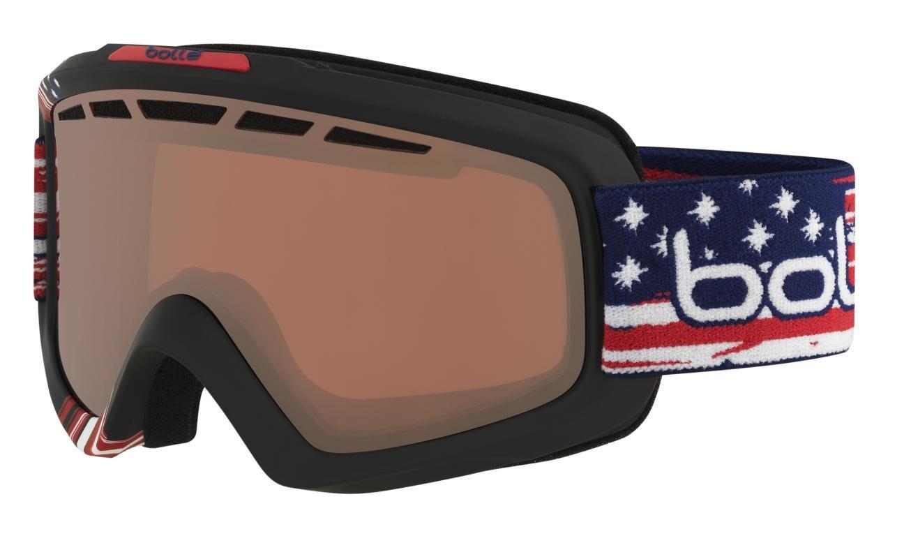 Bolle Nova II 21333 Goggles Skibrille Sportbrille kEARXjWv