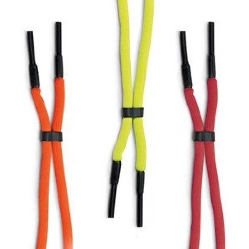 B&S Brillenband mit flexiblen Schlauchenden