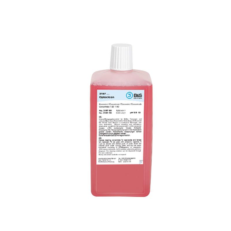 B&S Optoclean Reinigungskonzentrat für Ultraschallgeräte 1L