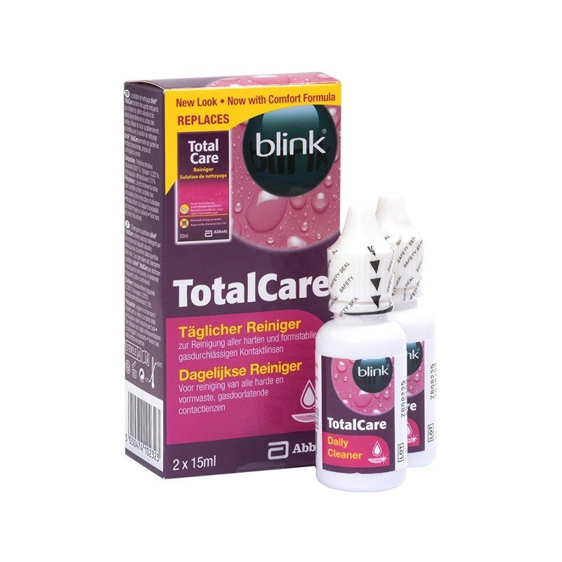 Total Care, Reiniger 2X15ML