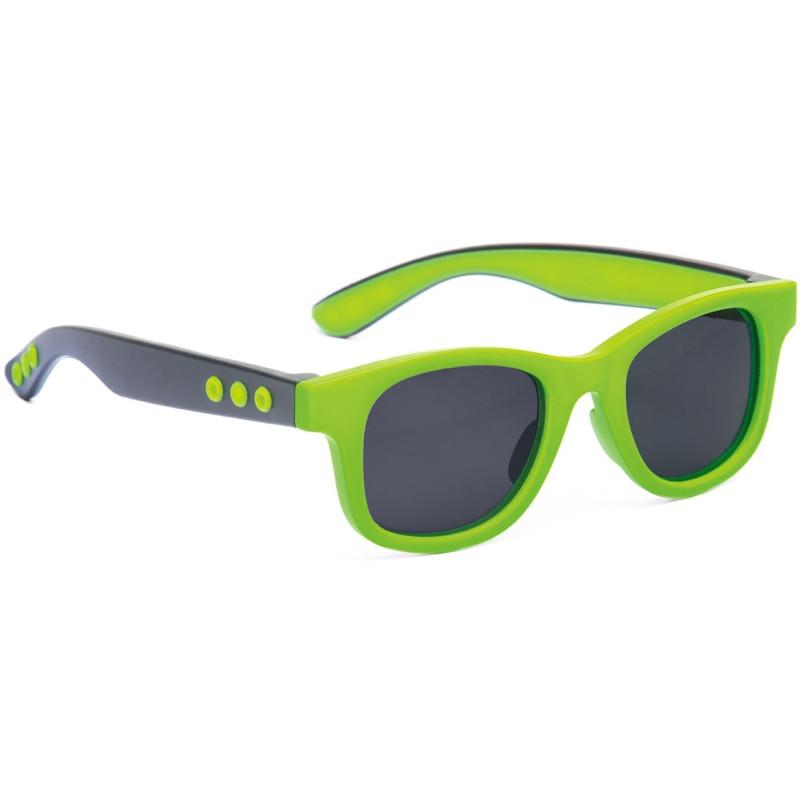 B&S Kindersonnenbrille 8811-Schwarz-45/19 PKCRENZve7