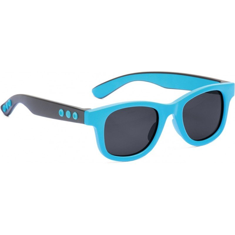 B&S Kindersonnenbrille 8811-Blau-45/19