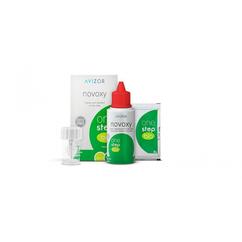 AVIZOR novoxy one step bio Reiseset (60ml)