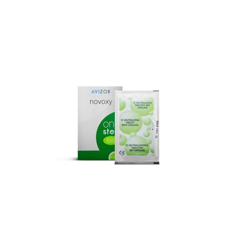 AVIZOR novoxy one step bio Tabletten (15Tabs)