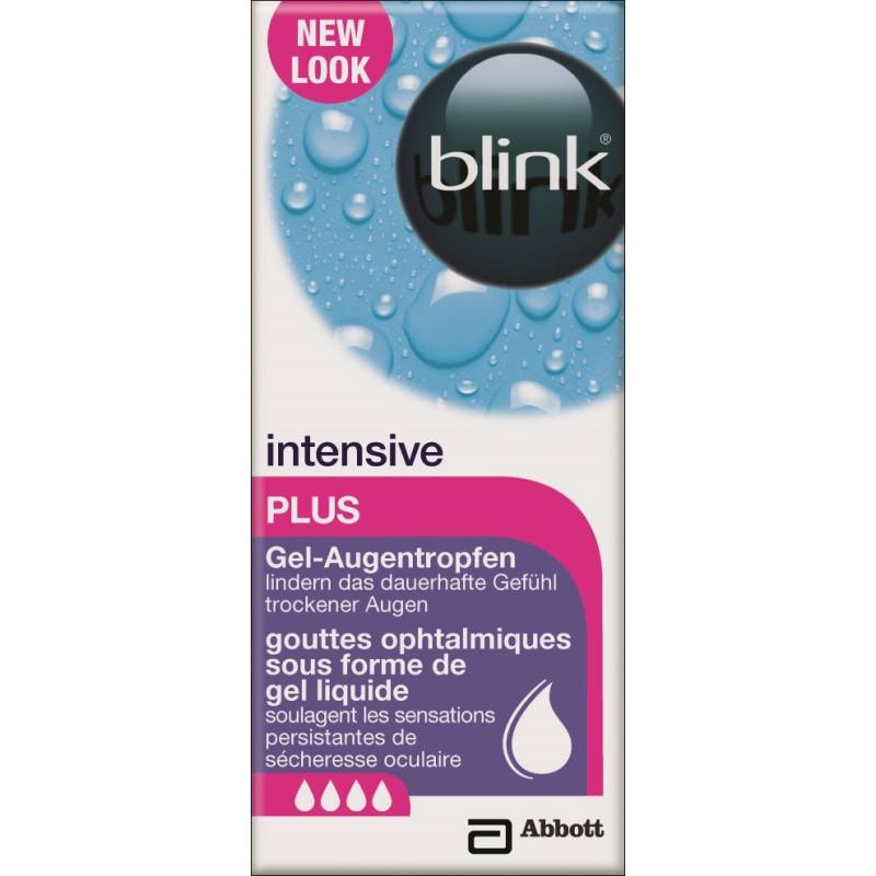 Blink Intensive Tears Plus 10ML