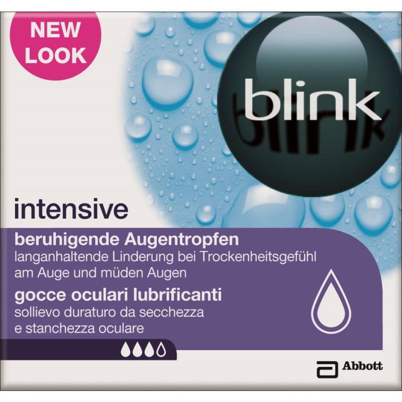 Blink Intensive Tears 20 X 0,4ML