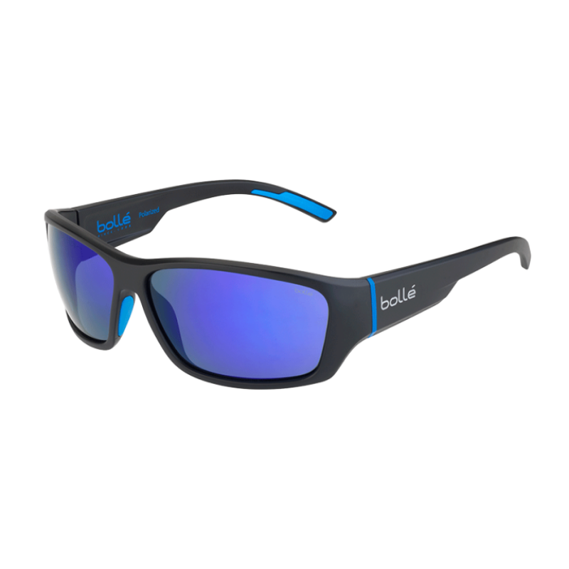 Bollé Ibex-Matt Black/Blue-Polarized GB10 oleo AF