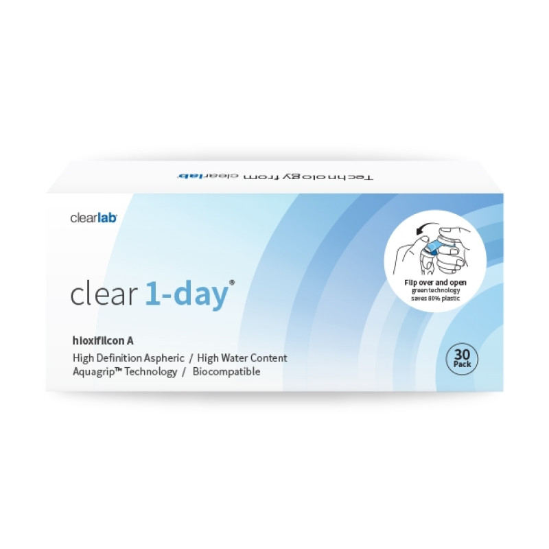Clearlab Clear 1-Day