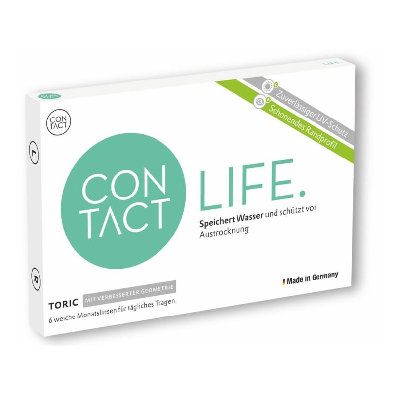 Wöhlk Contact Life Toric, Monatslinsen