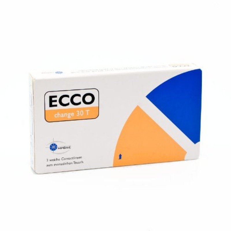 MPG&E Ecco change 30 Toric, Monatslinsen