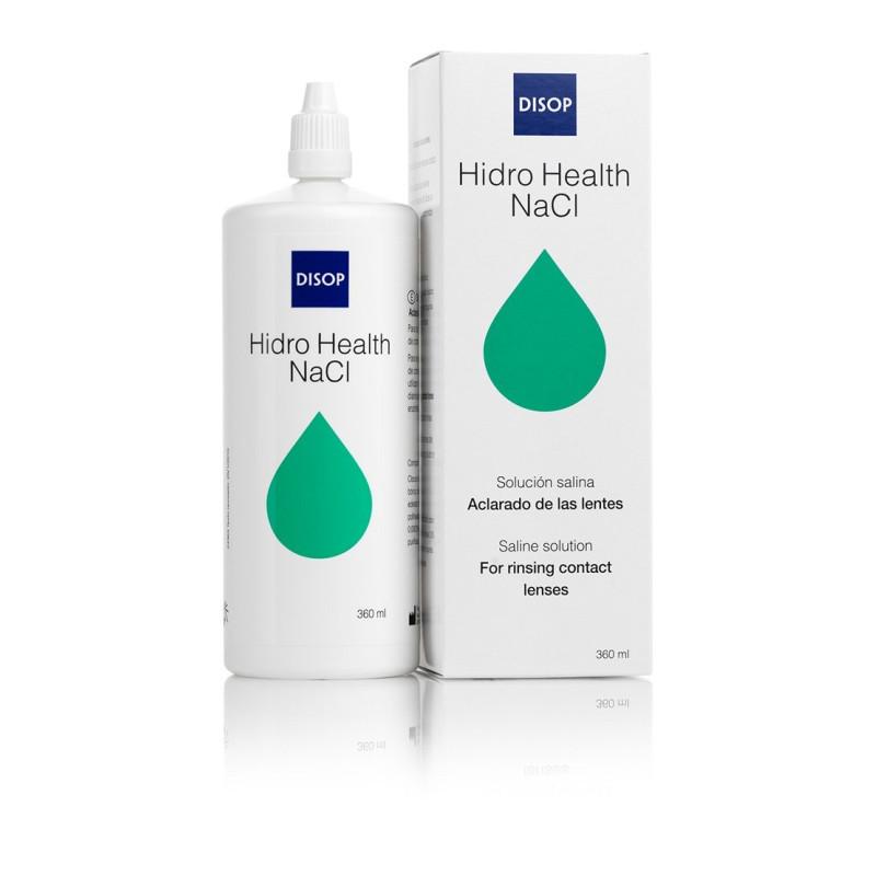 DISOP Hidro Health Kochsalzlösung NaCl (360ml)