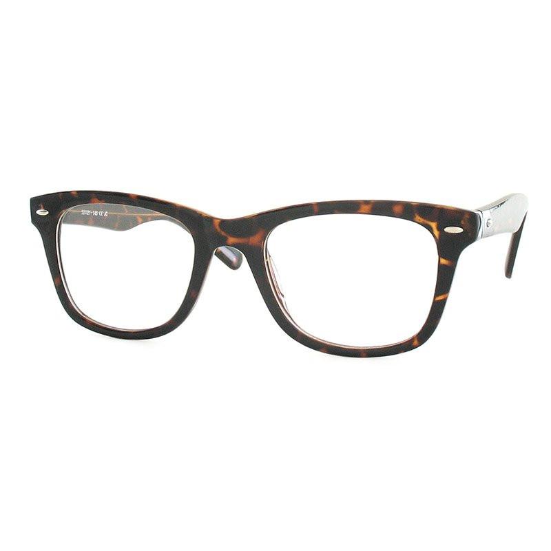 Premium Lesebrille / Fertiggleitsichtbrille Eva-havanna-+ 1,00