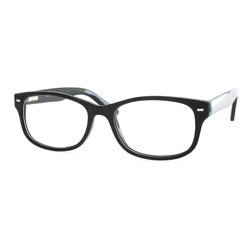 Fertiggleitsichtbrille Luturna schwarz +3,0