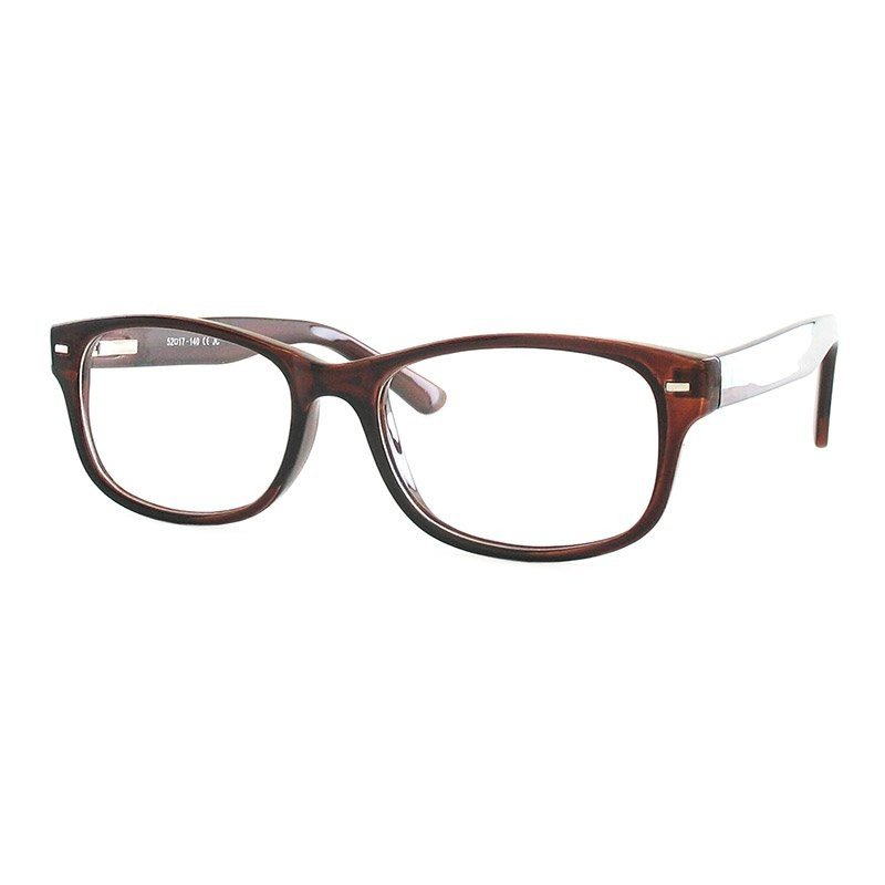 Fertiggleitsichtbrille Luturna bordeaux +2,0