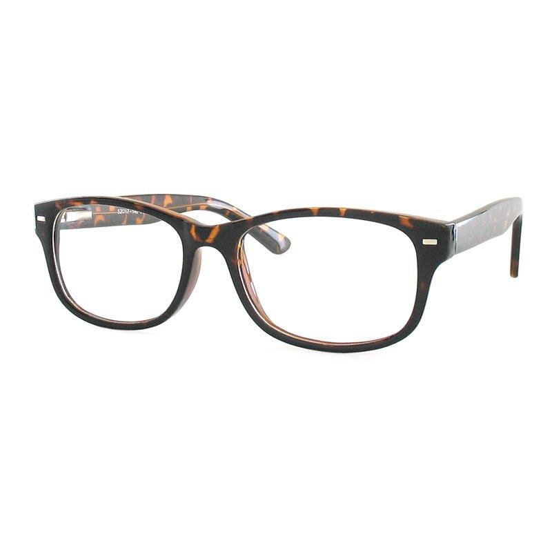 Fertiggleitsichtbrille Luturna havanna +2,5