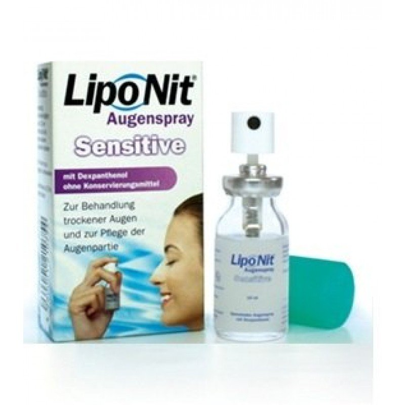 Lipo Nit® Sensitive Augenerfrischungsspray (10ml)