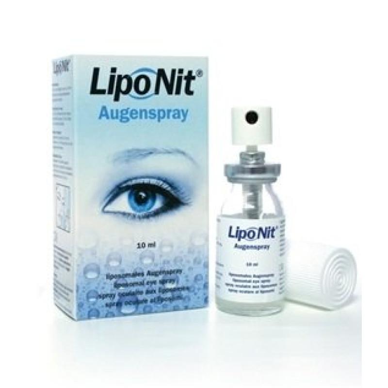 Lipo Nit® Augenerfrischungsspray (10ml)