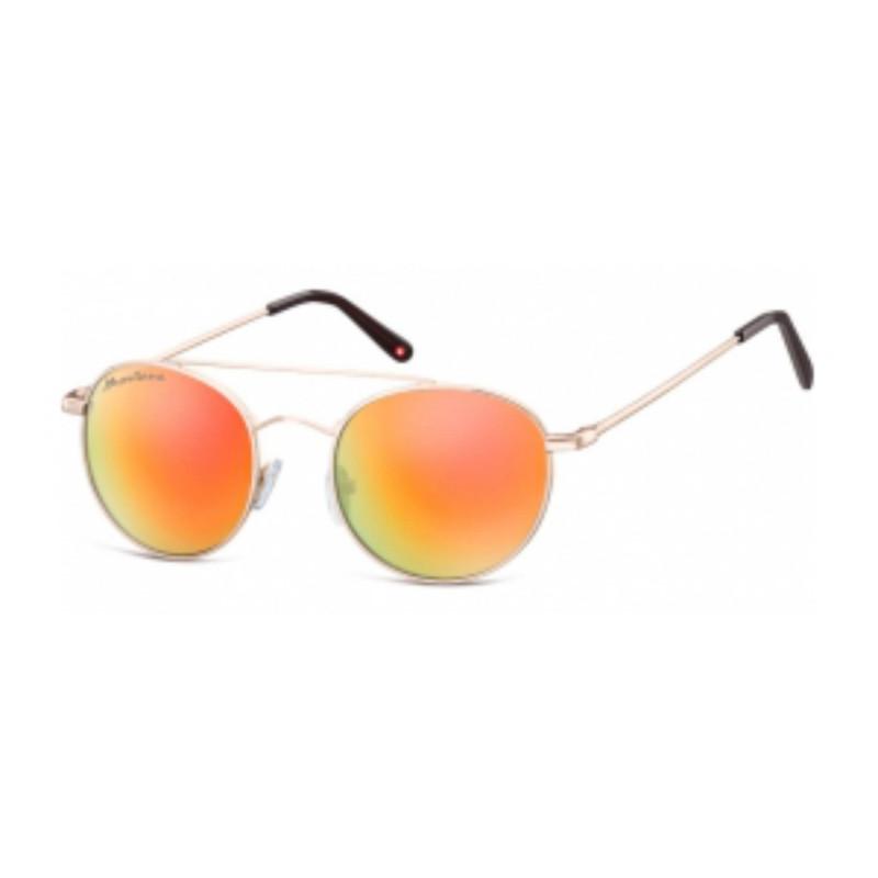 Montana Eyewear MS91-Gold-Orange Revo