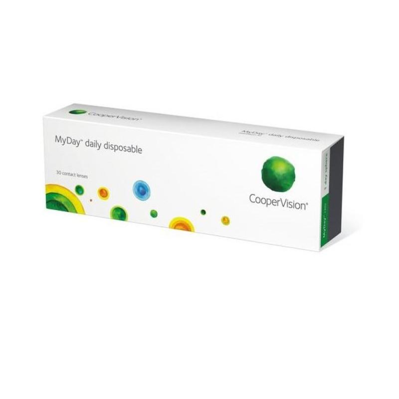 Coopervision MyDay®, Tageslinsen 30er Box