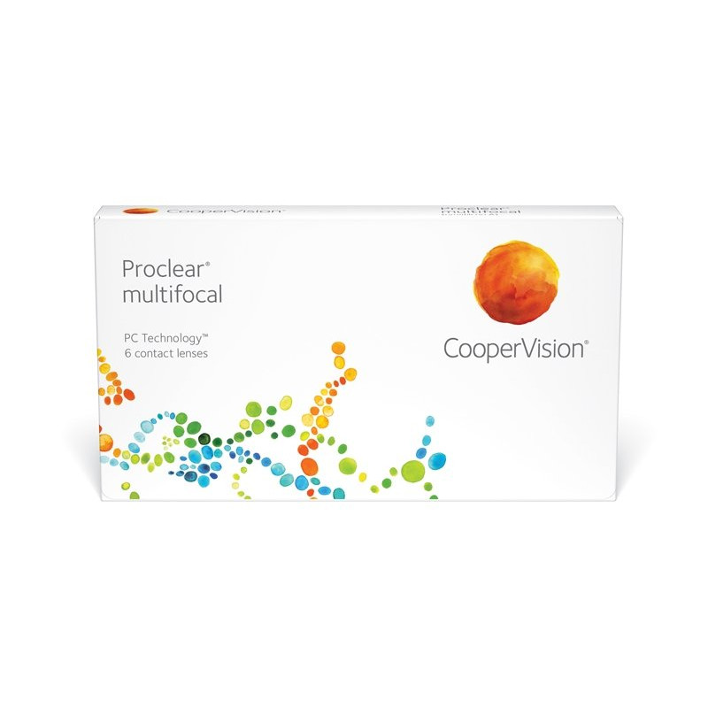 Coopervision Proclear Multifocal, Monatslinsen