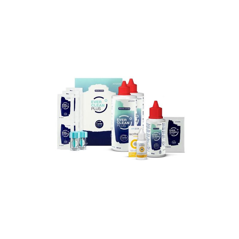 AVIZOR Ever Clean Plus 3-Monatspack Premium Pack