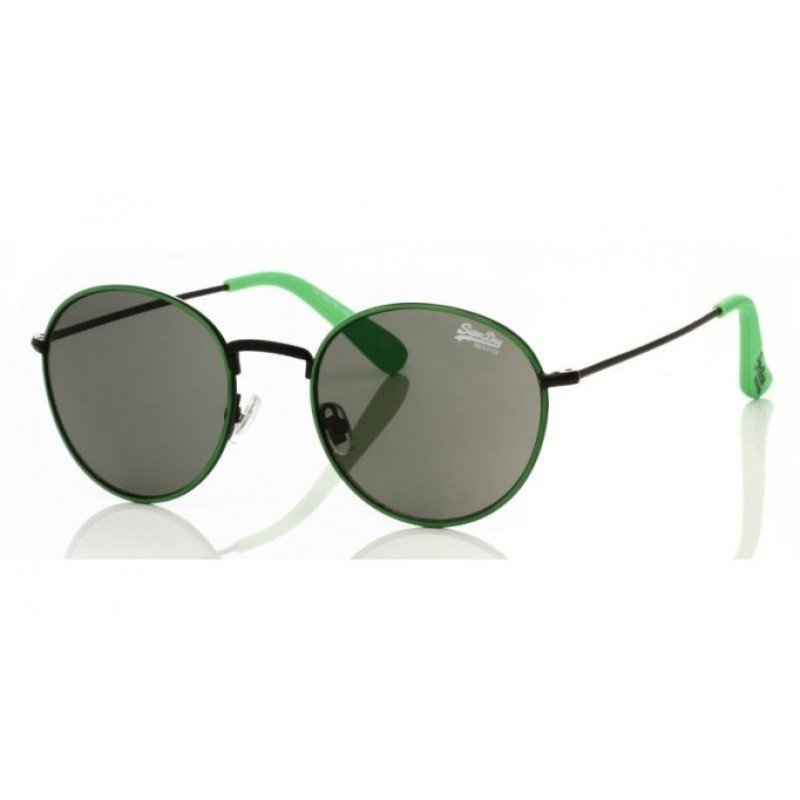 Superdry Enso 013 49 green matte black / grey kSUCm