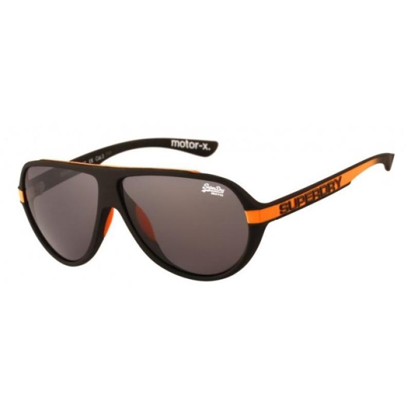 SDS Motor-X-schwarz-orange