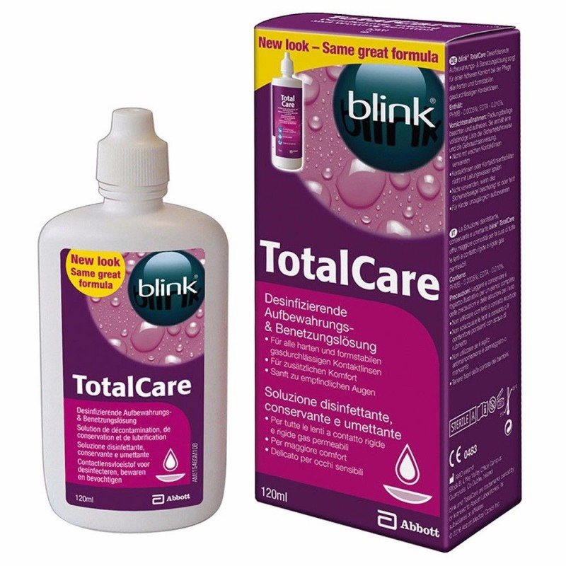 Total Care, Aufbewahrungslösung