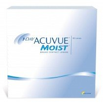 Johnson & Johnson 1-DAY ACUVUE MOIST, 90 Tageslinsen