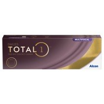 Alcon DAILIES TOTAL1 Multifocal , Tageslinsen 30er-Packung