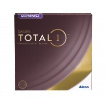 Alcon DAILIES TOTAL1 Multifocal , Tageslinsen 90er-Packung