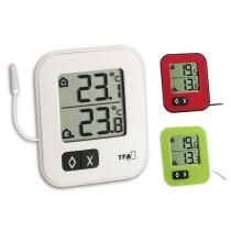 TFA Dostmann MOXX Digitales Innen-Aussen-Thermometer
