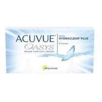 ACUVUE® OASYS® with HYDRACLEAR® PLUS