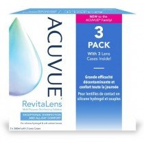 ACUVUE™ RevitaLens 3x360ml