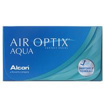 Alcon AIR OPTIX Aqua, Monatslinsen