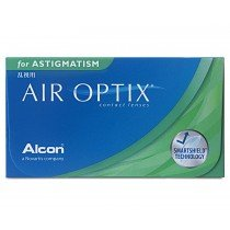 Alcon AIR OPTIX for Astigmatism, Monatslinsen