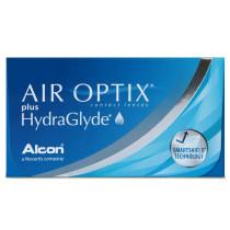 Alcon AIR OPTIX plus HydraGlyde®, Monatslinsen