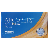 Alcon AIR OPTIX Night & Day, Monatslinsen