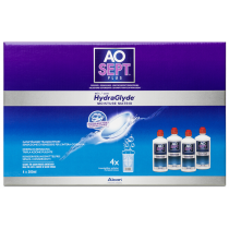 AOSEPT® PLUS mit HydraGlyde® 4x360ml