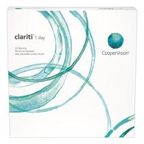 Coopervison Clariti® 1 Day, Tageslinsen 90er Box