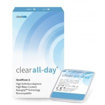Clearlab Clear All-Day, Monatslinsen