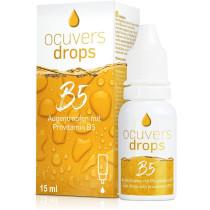 Ocuvers Drops B5 - Hochdosierte Augentropfen