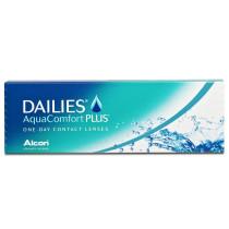 Alcon Focus DAILIES Aqua Comfort Plus, 30 Tageslinsen