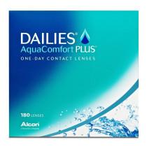 Alcon Focus DAILIES Aqua Comfort Plus, 180 Tageslinsen