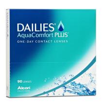 DAILIES AquaComfort Plus 90er Pack