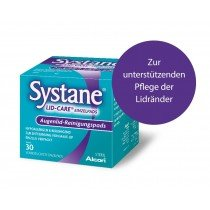 Systane® LID-CARE 30er Reinigungspad