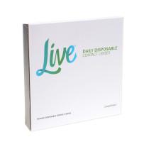Coopervison Live®, Tageslinsen 90er Box