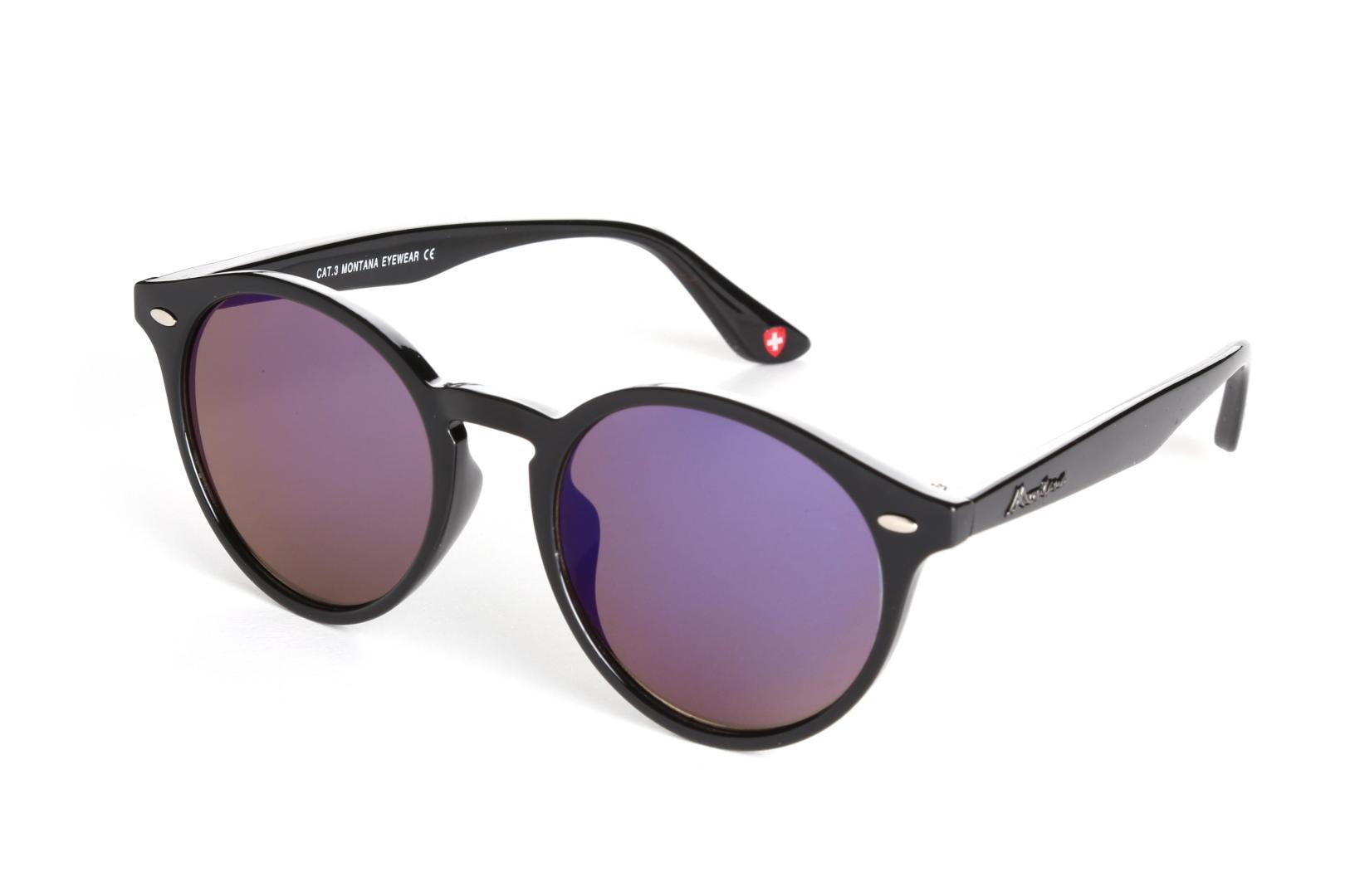 Montana Eyewear MS20-Schwarz-Blau MdTBYjr