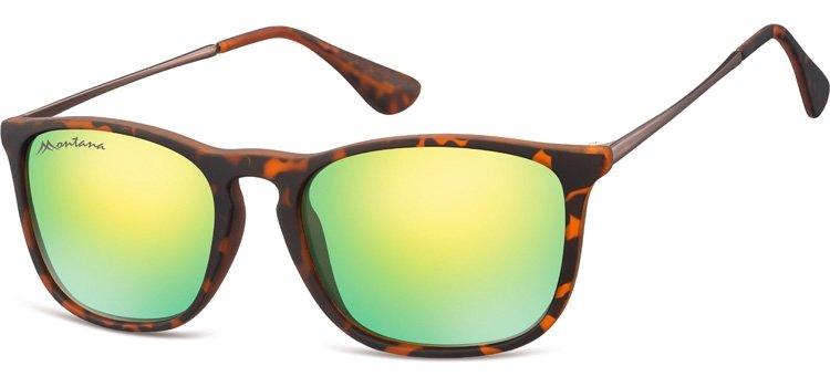 Montana Eyewear MS20-Schwarz-Silber S06aKK
